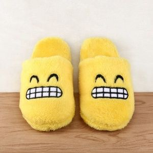 Grinning Slippers